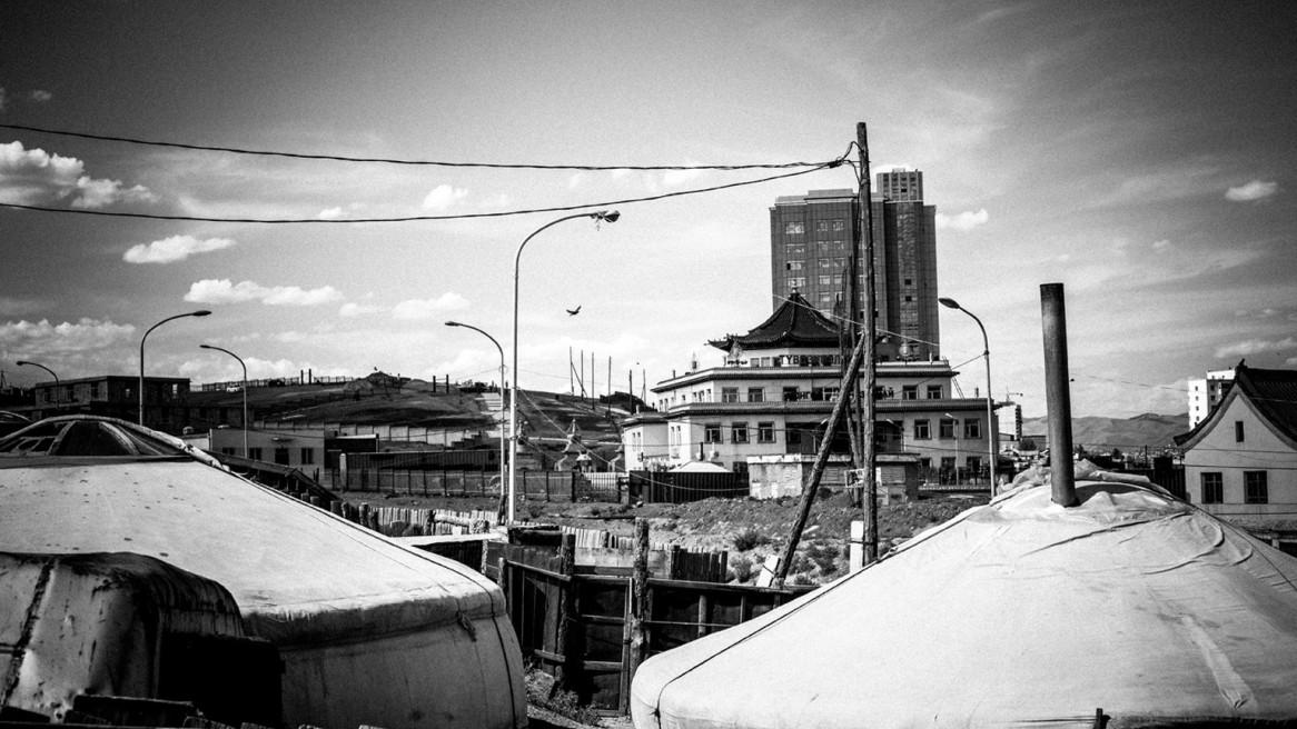 D'Oulan-Bator à Ulaanbaatar